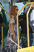 Amy Adams arrives at Venice Film Festival