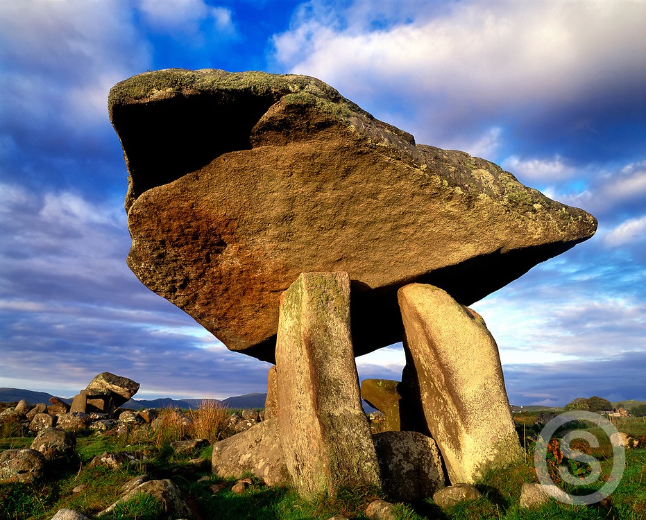 Photographer: Chris Hill, Kildooney More Dolmen, County Donegal