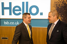 Finance Secretary opens new TSB branch | Edinburgh | 18 November 2016