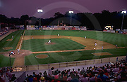 Harrisburg, PA, City Island MInor League Baseball Stadium, Harrisburg Senators' Game