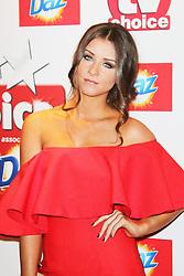 © Licensed to London News Pictures. 09/09/2013, UK. Brooke Vincent, TV Choice Awards, The Dorchester Hotel, London UK, 09 September 2013 Photo credit : Richard Goldschmidt/Piqtured/LNP