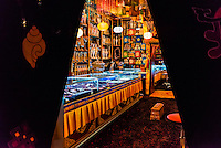 Side streets of Old Lhasa, Lhasa, Tibet (Xizang), China.