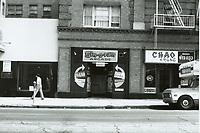 1975 Sin-O-Rama Arcade on Hollywood Blvd.