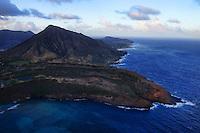 Hanauma Bay & Koko Crater, Oahu, Hawaii