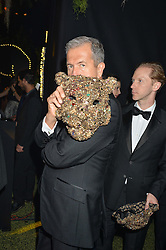 MARIO TESTINO at The Animal Ball presented by Elephant Family held at Victoria House, Bloomsbury Square, London on 22nd November 2016.