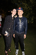 MARY MCCARTNEY, MARC QUINN, The Serpentine Party pcelebrating the 2019 Serpentine Pavilion created by Junya Ishigami, Presented by the Serpentine Gallery and Chanel,  25 June 2019