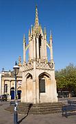 Market Cross, Market Place, Devizes, Wiltshire, England, UK, erected 1814, designed  James Wyatt