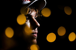 April 7, 2018 - Sakhir, Bahrain - GASLY Pierre (fra), Scuderia Toro Rosso Honda STR13, portrait during 2018 Formula 1 FIA world championship, Bahrain Grand Prix, at Sakhir from April 5 to 8  (Credit Image: © Hoch Zwei via ZUMA Wire)