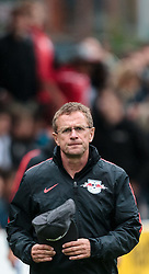 08.07.2015, Waldstadion, Bischofshofen, AUT, Testspiel, RB Leipzig vs FC Southampton, im Bild Ralf Rangnick (Trainer RB Leipzig) // during a International Football Match between RB Leipzig and Southampton FC at the Waldstadium, Bischofshofen, Austria on 2015/07/08. EXPA Pictures © 2015, PhotoCredit: EXPA/ JFK