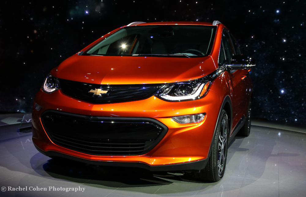 """""""Chevy Bolt EV"""" <br /> <br /> New at The 2016 NAIAS in Detoit Michigan, the Chevy Bolt EV!"""