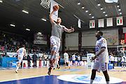 DESCRIZIONE : Cantu, Lega A 2015-16 Acqua Vitasnella Cantu' Enel Brindisi<br /> GIOCATORE : Jakub Wojciechovski<br /> CATEGORIA : Riscaldameto<br /> SQUADRA : Acqua Vitasnella Cantu'<br /> EVENTO : Campionato Lega A 2015-2016<br /> GARA : Acqua Vitasnella Cantu' Enel Brindisi<br /> DATA : 31/10/2015<br /> SPORT : Pallacanestro <br /> AUTORE : Agenzia Ciamillo-Castoria/I.Mancini<br /> Galleria : Lega Basket A 2015-2016  <br /> Fotonotizia : Cantu'  Lega A 2015-16 Acqua Vitasnella Cantu'  Enel Brindisi<br /> Predefinita :