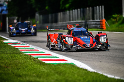 May 13, 2018 - Monza, Italie - 28 IDEC SPORT (FRA) ORECA 07 GIBSON LMP2 PAUL LAFARGUE (FRA) PAUL LOUP CHATIN (FRA) MEMO ROJAS  (Credit Image: © Panoramic via ZUMA Press)