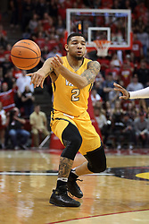 27 January 2018:  Tevonn Walker during a College mens basketball game between the Valparaiso Crusaders and Illinois State Redbirds in Redbird Arena, Normal IL