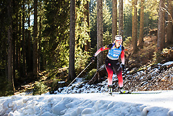 Karoline Offigstad Knotten (NOR) during the Women 15 km Individual Competition at day 2 of IBU Biathlon World Cup 2019/20 Pokljuka, on January 23, 2020 in Rudno polje, Pokljuka, Pokljuka, Slovenia. Photo by Peter Podobnik / Sportida