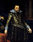 Philip William, Prince of Orange (19 December 1554, Buren, Gelderland – 20 February 1618). He was the eldest son of William the Silent, who played an important role during the Dutch Revolt, by his first wife Anna van Egmont. He became Prince of Orange in 1584 and Knight of the Golden Fleece in 1599.