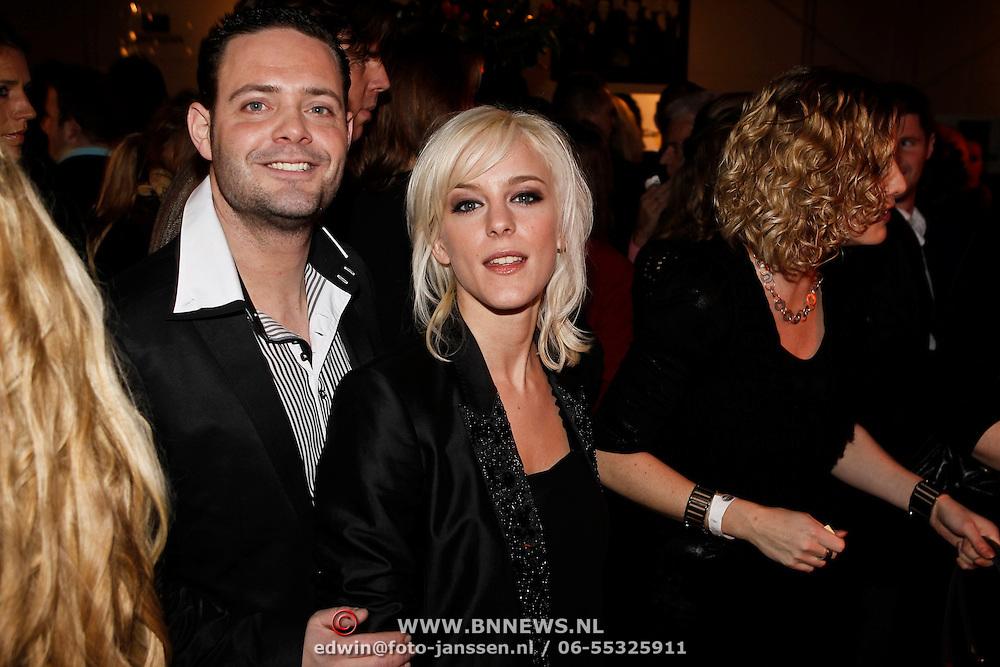 NLD/Hilversum/20100303 - Harpengala 2010, Stacey Rookhuizen en Laurens