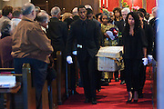 14 April 2012-Santa Barbara, CA: Honorary Youth Pallbearers: Kenia Guinto,Diego Torres-Santos, Cyrus Alexander, Christina Gonzalez, RJ Moten and Roberta Payan.  Babatunde Folayemi Memorial Service at First United Methodist Church, 305 East Anapamu Street, Santa Barbara, CA. Family and friends gathered immediately following the service for refreshments and sharing in the Fellowship Hall of the church.<br />