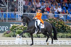Van Baalen Marlies, NED, Go Legend DVB<br /> European Championship Dressage - Hagen 2021<br /> © Hippo Foto - Dirk Caremans<br /> 09/09/2021