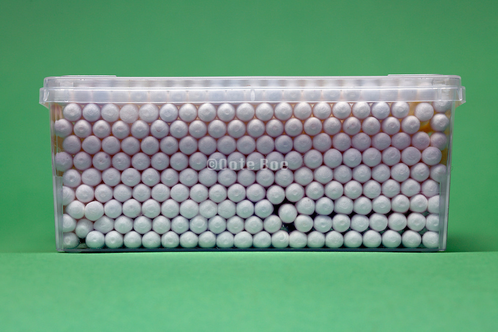 Q-tips in a box