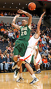 Nov. 12, 2010; Charlottesville, VA, USA;  during the game at the John Paul Jones Arena.  Mandatory Credit: Andrew Shurtleff