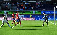 21. juni 2015 , Color Line Stadion , Aalesund v Stabæk , Aafk , Sten Michael Grytebust - Aalesund, Nicholas Holland Grossman ,  Foto; Kenneth Hjelle Digitalsport