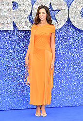 Terri Seymour attending the Rocketman UK Premiere, at the Odeon Luxe, Leicester Square, London.