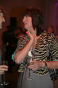 Janet Street-Porter, Turner Prize 2006. Tate Gallery. London. 4 December 2006. ONE TIME USE ONLY - DO NOT ARCHIVE  © Copyright Photograph by Dafydd Jones 248 CLAPHAM PARK RD. LONDON SW90PZ.  Tel 020 7733 0108 www.dafjones.com