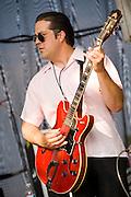 Mark Hummels With Lazy Lester & Billy Boy Arnold, Pocono Blues Festival 2007
