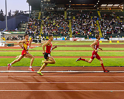 mens 5000 meters, Colby Gilbert USA