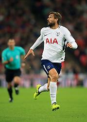 19 September 2017 -  EFL Cup (Third round) - Tottenham Hotspur v Barnsley - Fernando Llorente of Tottenham Hotspur - Photo: Marc Atkins/Offside