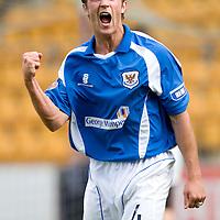 St Johnstone FC August 2008