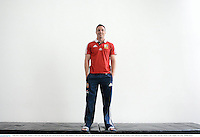 3 June 2013; Tommy Bowe, British & Irish Lions, following the team announcement ahead of their British & Irish Lions Tour 2013 game against Western Force, where he will captain the side. River Room, Perth Conference & Exhibition Centre, Perth, Australia. Picture credit: Stephen McCarthy / SPORTSFILE