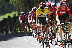 June 8, 2017 - Macon, France - MACON, FRANCE - JUNE 8 : DE GENDT Thomas (BEL) Rider of Team Lotto - Soudal during stage 5 of the 69th edition of the Criterium du Dauphine Libere cycling race, a stage of 175 kms between La Tour-de-Salvagny and Macon on June 08, 2017 in Macon, France, 8/06/2017 (Credit Image: © Panoramic via ZUMA Press)