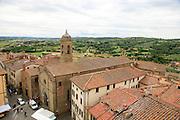 Lucignano, Tuscany, Italy