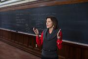 UW professor of Gender and Women's Study. (Photo © Andy Manis)