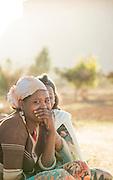 Portrait of girls, Hawzen, Gheralta area, Tigray, Ethiopia, Horn of Africa