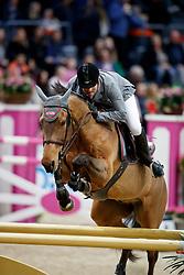 Cheronnet Aldrick, FRA, Tanael des Bonnes<br /> Gothenburg Horse Show FEI World Cups 2017<br /> © Hippo Foto - Stefan Lafrentz