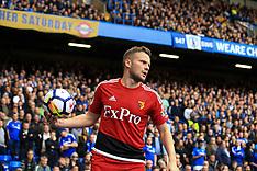 Chelsea v Watford, 21 Oct 2017