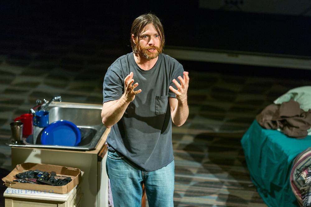 """Actor in a Scene in Sam Shepard's """"Simpatico"""": 4th Wall Stage Company; Northbridge, Massachusetts 2013"""