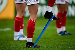 General view of Bristol Sport branded socks prior to kick off - Mandatory by-line: Ryan Hiscott/JMP - 08/12/2019 - FOOTBALL - Stoke Gifford Stadium - Bristol, England - Bristol City Women v Birmingham City Women - Barclays FA Women's Super League