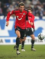 Fotball<br /> Bundesliga Tyskland 2004/2005<br /> Foto: Witters/Digitalsport<br /> NORWAY ONLY<br /> <br /> Christoph DABROWSKI<br /> Fussballspieler Hannover 96