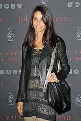 © Licensed to London News Pictures. 03/09/2014, UK. Joyce Varvatos, John Varvatos - Flagship European London store launch party, Conduit Street, London UK, 03 September 2014. Photo credit : Richard Goldschmidt/Piqtured/LNP