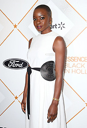 01 March 2018 - Beverly Hills, California - Danai Gurira. 2018 Essence Black Women In Hollywood Oscars Luncheon held at the Regent Beverly Wilshire Hotel. Photo Credit: F. Sadou/AdMedia