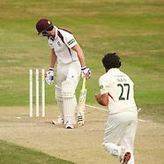 Northamptonshire County Cricket Club v Leicestershire County Cricket Club 230815