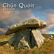 Images of Chun Quoit Megalithic Burial Chamber Cornwall | Pictures & Images |