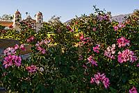 Mission Santa Barbara (La Misión de La Señora Bárbara, Virgen y Mártir)