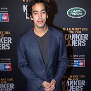 NLD/Amsterdam/20140210 - Filmpremiere Kankerlijers, Johan Fretz