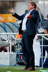 September 24, 2017 - Gent, BELGIUM - Gent's head coach Hein Vanhaezebrouck pictured during the Jupiler Pro League match between KAA Gent and SV Zulte Waregem, in Gent, Sunday 24 September 2017, on the eighth day of the Jupiler Pro League, the Belgian soccer championship season 2017-2018. BELGA PHOTO KURT DESPLENTER (Credit Image: © Kurt Desplenter/Belga via ZUMA Press)