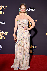 Hayley Atwell attends the premiere of Disney's 'Christopher Robin' at Walt Disney Studios on July 30, 2018 in Burbank, California. Photo by Lionel Hahn/ABACAPRESS.COM