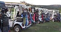 YARRA VALLEY- Buggy's op The Sebel Heritage Golf Course in Yarra Valley.    COPYRIGHT KOEN SUYK